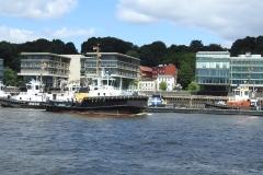 Hamburger Hafen: Schlepper