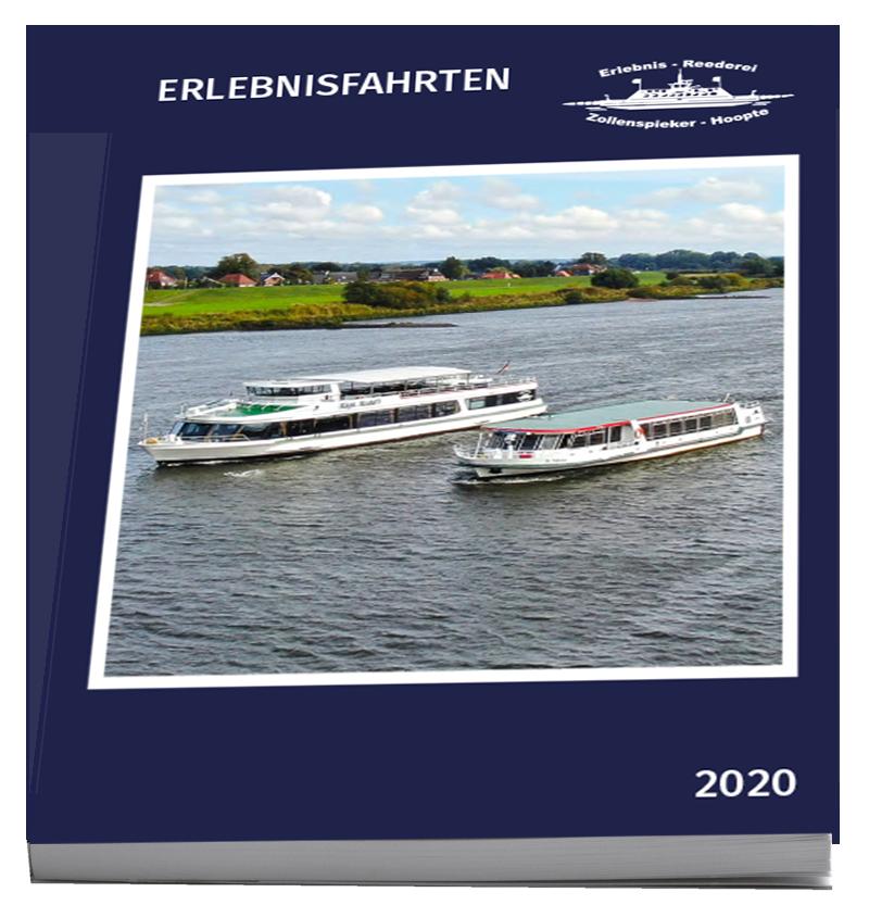 Katalog Erlebnisfahrten 2020