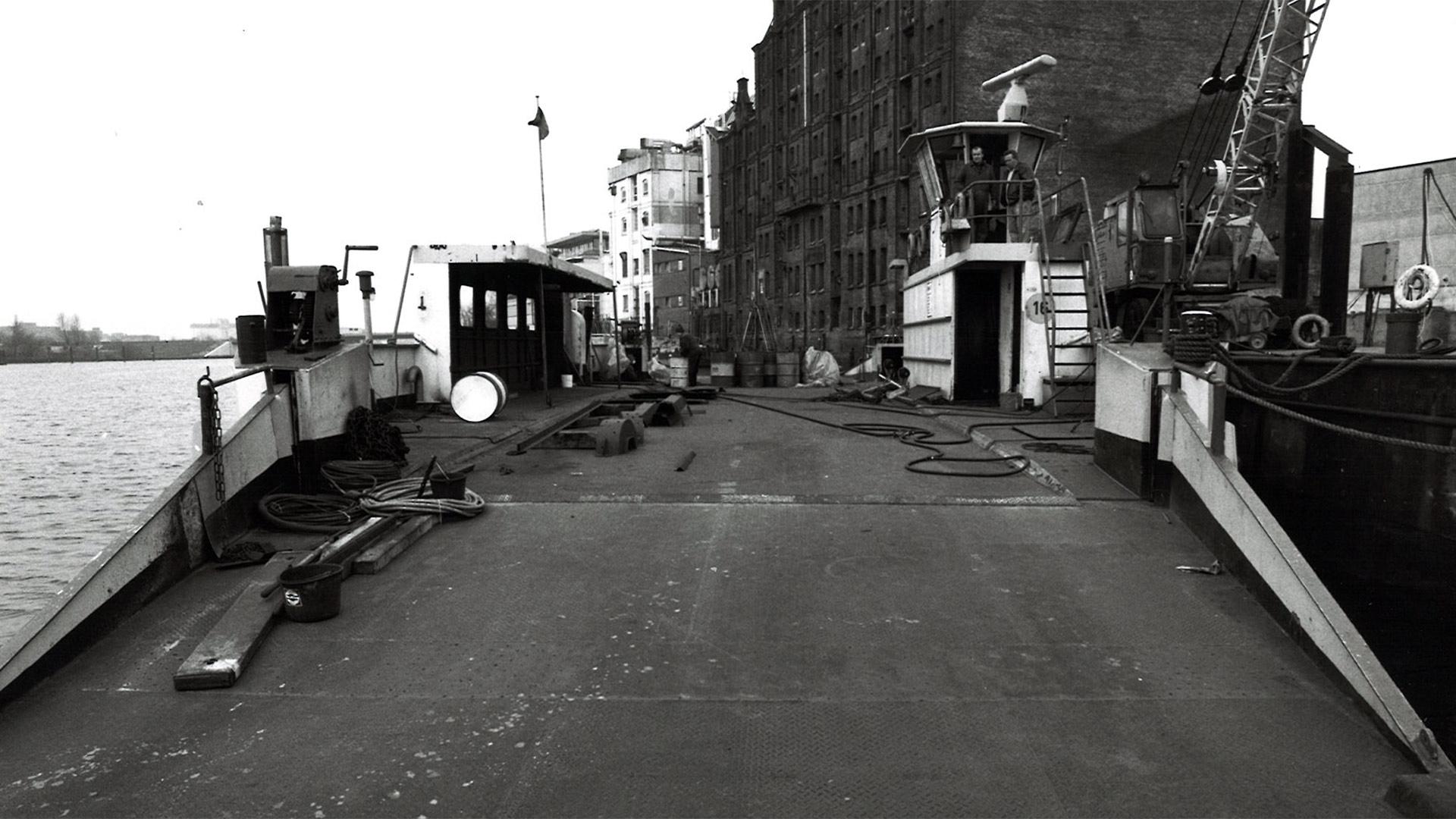 Werftarbeiten 1992