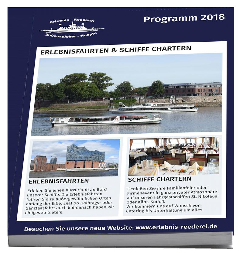 Katalog Erlebnisfahrten 2018