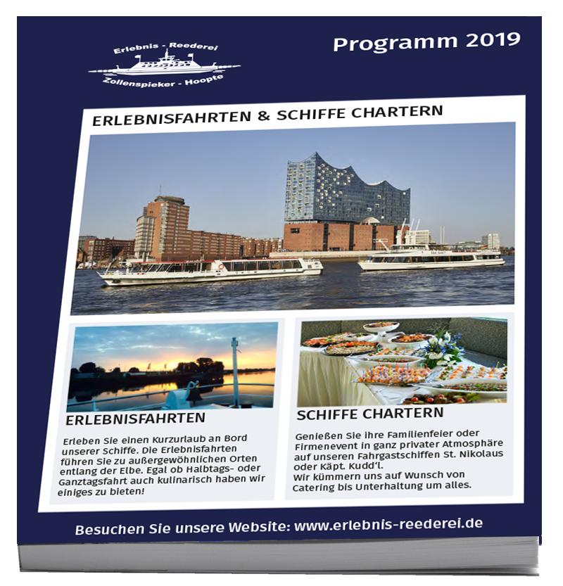 Katalog Erlebnisfahrten 2019