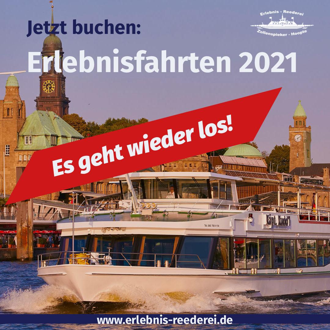 Erlebnisfahrten 2021